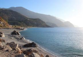 Kreta Hav Vandramera - Vandringsresor