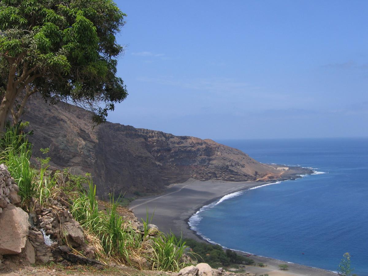 Kap Verde Hav Vandramera - Vandringsresor