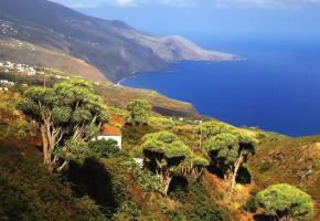 La Palma Havsvy Vandramera - Vandringsresor