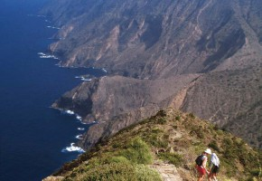 La Palma Bergsvy Vandramera - Vandringsresor