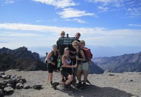 La Palma Pico de la Nieve Vandramera - Vandringsresor