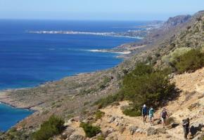 Kreta Bergsstig Vandramera - Vandringsresor