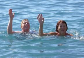 Kreta bad Vandramera - Vandringsresor