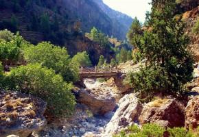 Kreta Samaria Vandramera - Vandringsresor
