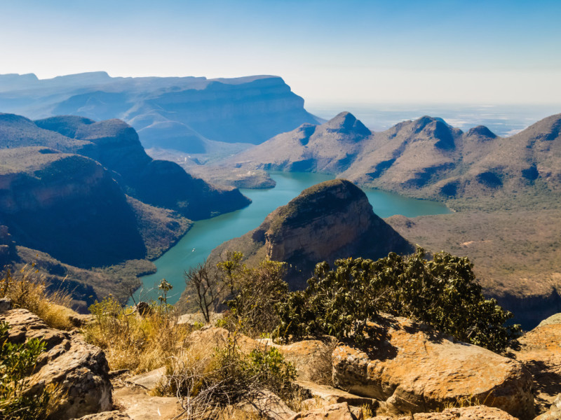 Sydafrika Blyde River Canyon Vandramera - Vandringsresor