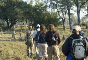 Sydafrika Vandringssafari Vandramera - Vandringsresor