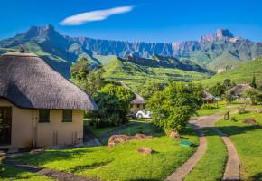 Sydafrika Hus Vandramera - Vandringsresor