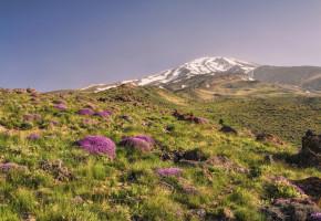 Iran, Damavand Vandramera - Vandringsresor