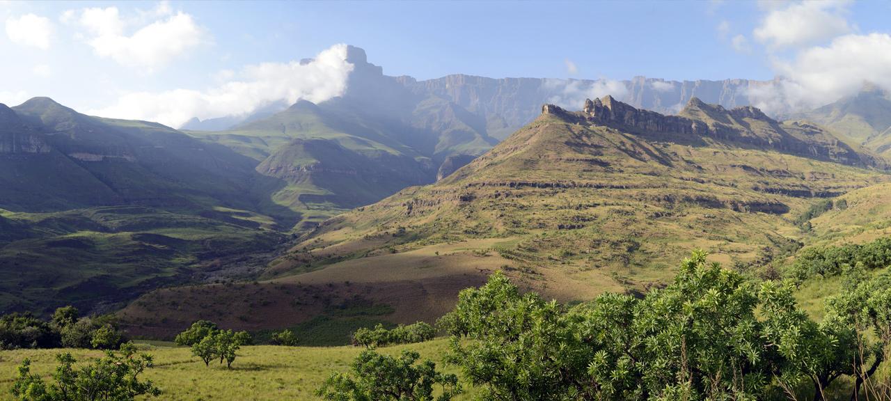 Vandramera Drakensberg Sydafrika