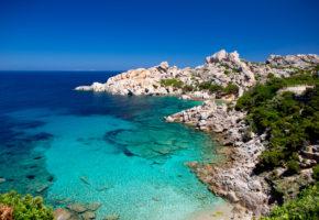 Sardinien, Bergig kust Vandramera - Vandringsresor