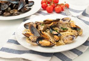 Sardinien, Pasta Musslor Vandramera - Vandringsresor