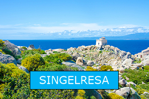 Sardinien singelresa Thumbnail