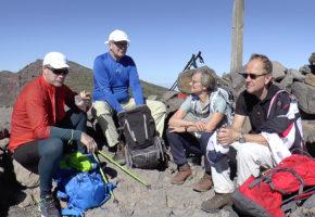 La Palma Paus Vandramera - Vandringsresor