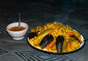 Maträtt, Marocko Vandramera - Vandringsresor