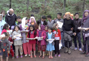 Iran, Lokalbefolkning Vandramera - Vandringsresor