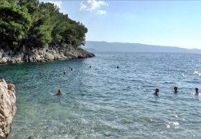 Kroatien Badpaus Vandramera - Vandringsresor