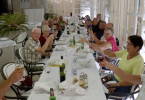 Kroatien Middag Vandramera - Vandringsresor