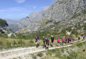 Kroatien Vandringsled Vandramera - Vandringsresor