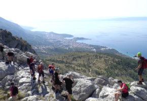 Kroatien Utsiktsplats Vandramera - Vandringsresor