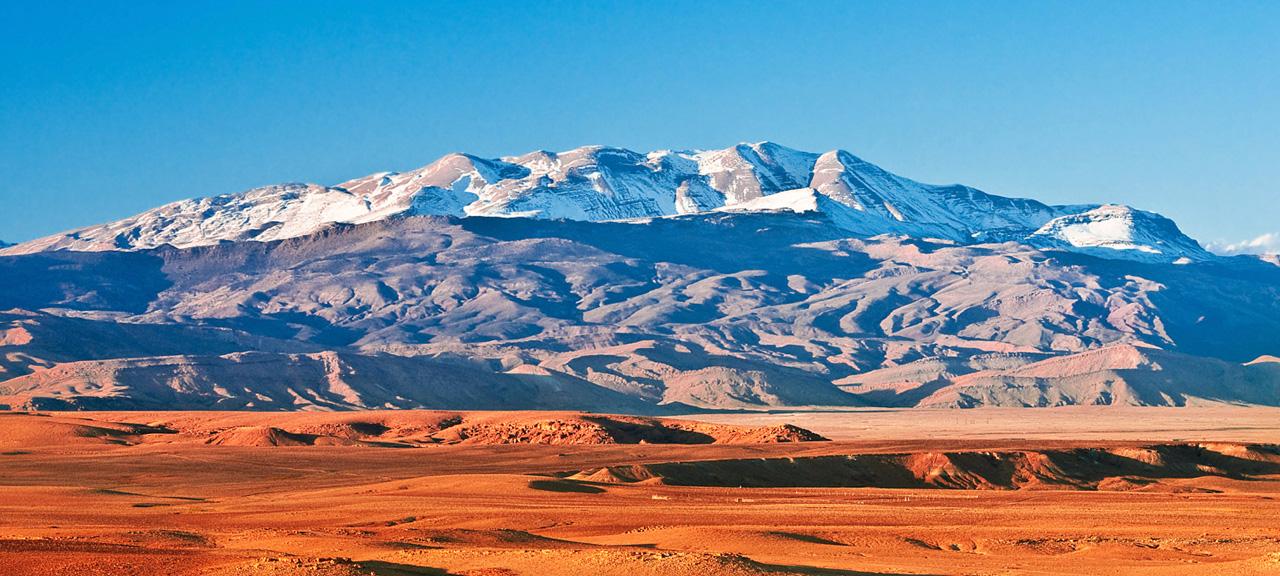 Marocko Vandramera