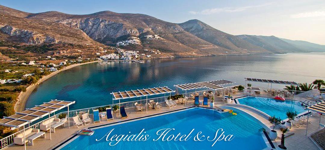 Aegialis Hotel & Spa Amorgos Vandramera - Vandringsresor