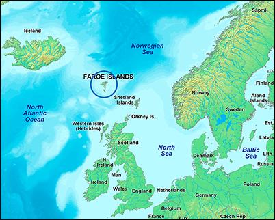 """""""Färöarna"""