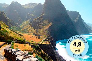 Kap Verde startsidan Vandramera - Vandringsresor
